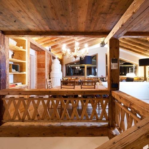 Stile rustico architettura e ambiente for Case in stile williamsburg
